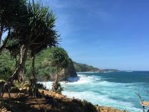 Pemandangannya sekitar pulau timang