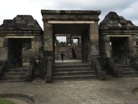 Gate Candi Ratu Boko